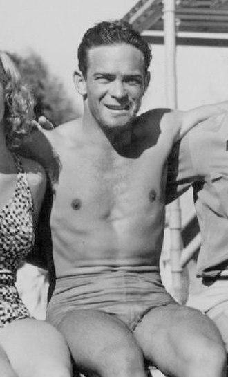 Harold Smith (diver) - Smith in 1937