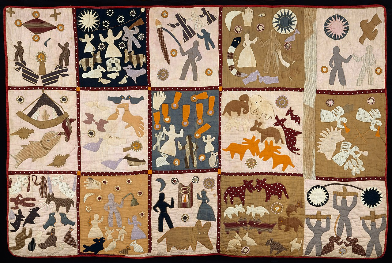 File Harriet Powers Pictorial Quilt Google Art Project