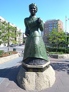 <i>Harriet Tubman Memorial</i> (New York City) Sculpture in Manhattan, New York, U.S.