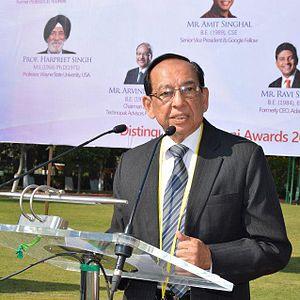 Harsh Gupta - Harsh Gupta at IIT Roorkee, 2012