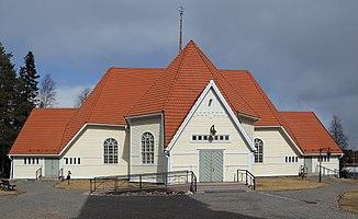 Haukipudas Church