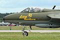 Hawker Hunter F58 34033 G red (SE-DXM) (8390972000).jpg