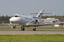 British Aerospace 125 - Wikipedia on
