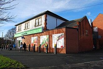 Hawksworth, Leeds - Hawksworth Co-op