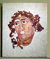 Head Helios opus sectile Colosseum Rome Italy.jpg