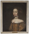 Hedvig Eleonora, 1636-1715, prinsessa av Holstein-Gottorp, drottning av Sverige (Juriaen Ovens) - Nationalmuseum - 15966.tif