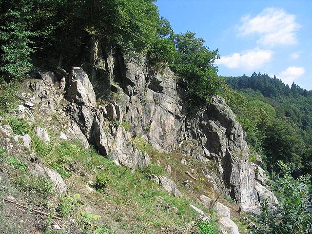 Felsenmeer, Russenstein, Naturpark Michelsbrunnen
