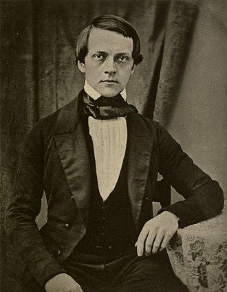 Hermann von Helmholtz - Helmholtz in 1848