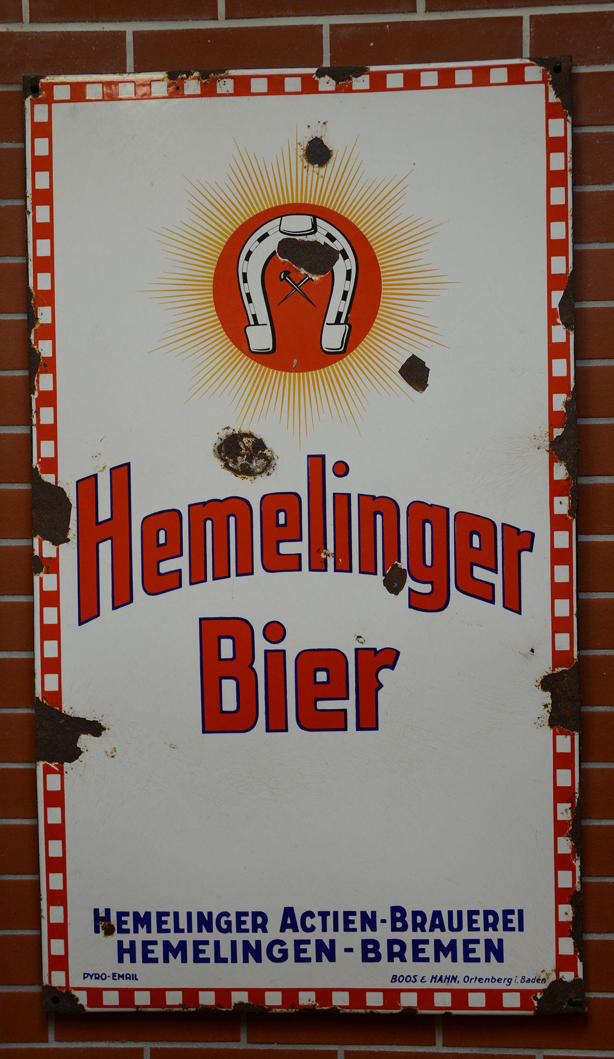 Hemelinger Actien Brauerei – Wikipedia