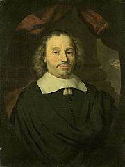 Portrait of Hendrick Wijnands (1601/2 - 760, grocer of Amsterdam