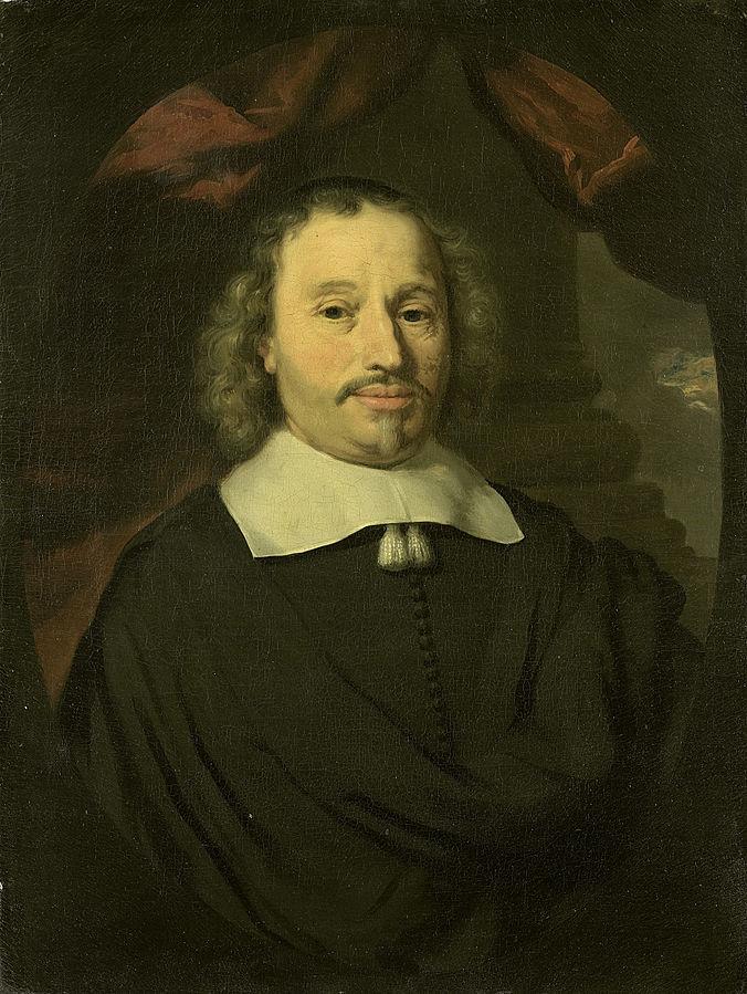 Portrait of Hendrick Wijnands (1601/2 - 760, grocer of Amsterdam