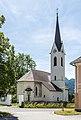 Hermagor Egg katholische Pfarrkirche hl Michael NO-Ansicht 08062017 9231.jpg