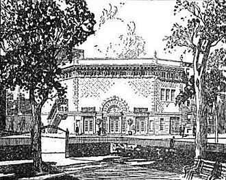 Herman Lee Meader - The Greenwich Village Theatre