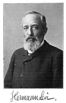Hermann Levi (Quelle: Wikimedia)