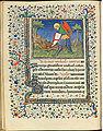 Heures de Guy de Laval - Renate König Sammlung (Saint Georges).jpg