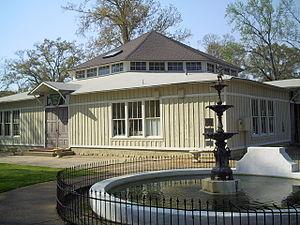 Highland Park (Meridian, Mississippi) - Historic Dentzel Carousel