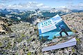 Hiking book on Yak Peak.jpg