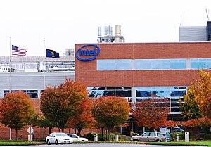 Hillsboro, Oregon - Ronler Acres Intel campus