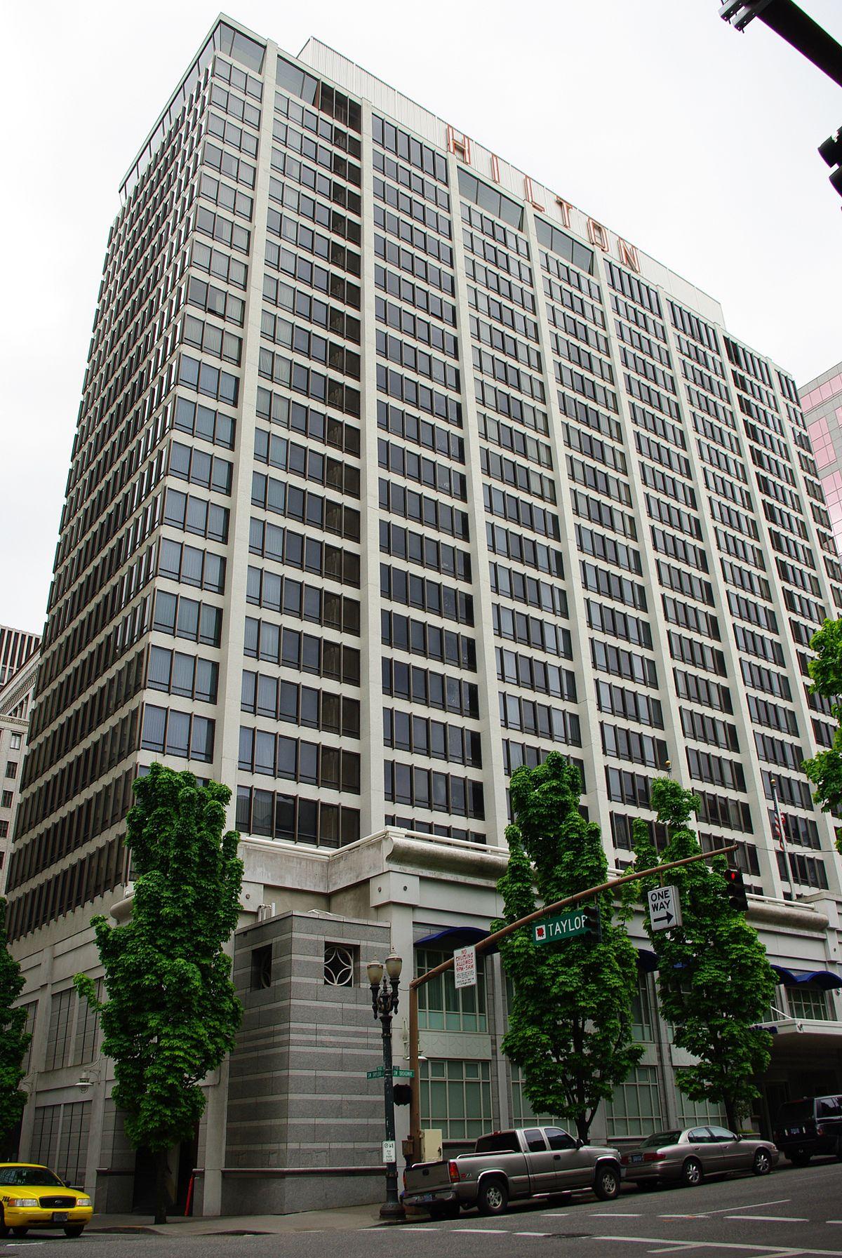 Hilton Portland Hotel