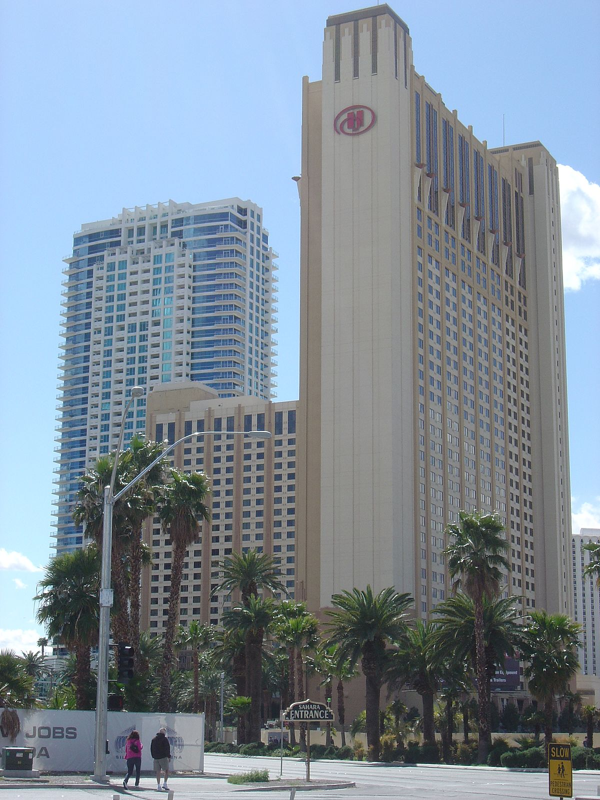 Hilton Grand Vacations Las Vegas Strip Hotel