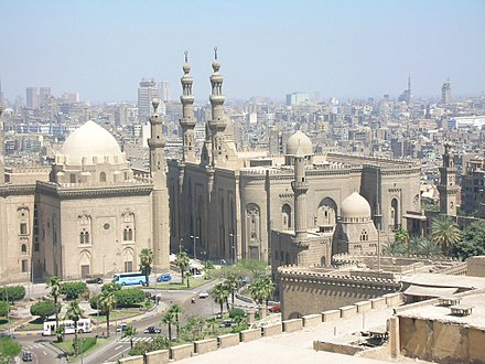 Historic Cairo, declared World Heritage Site by UNESCO in 1979. Historic Cairo-129003.jpg