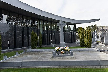 How to get to Glasnevin Cemetery with public transit - About the place