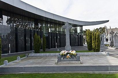 Come arrivare a Glasnevin Cemetery con i mezzi pubblici - Informazioni sul luogo