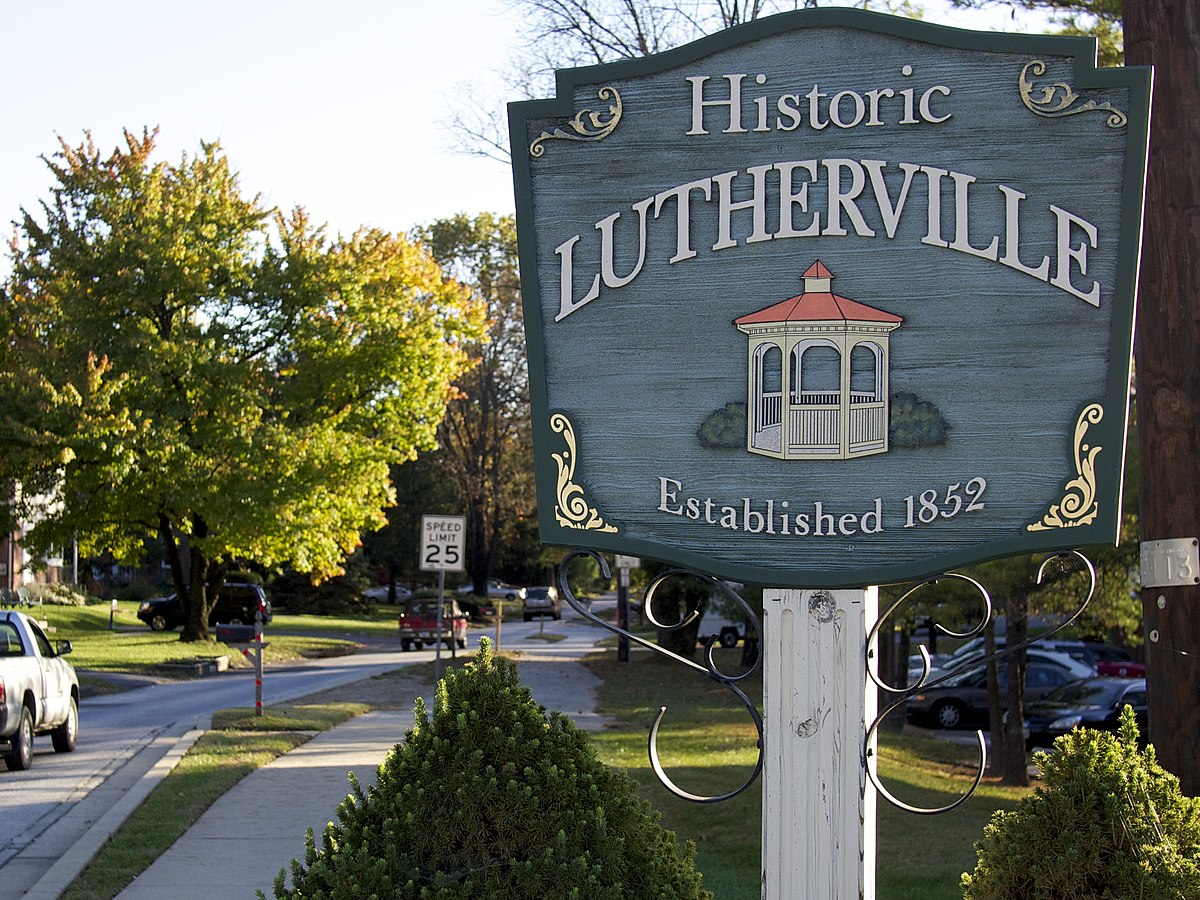 Lutherville Historic District - Wikipedia
