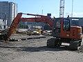 Hitachi excavator in Jyväskylä.jpg