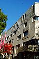 Hochschule für Musik und Theater Hannover Details der Fassade zum Emmichplatz.jpg