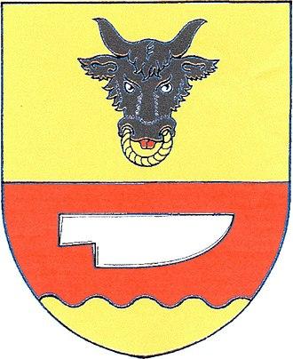 Hodonín (Blansko District) - Image: Hodonín (Blansko) znak