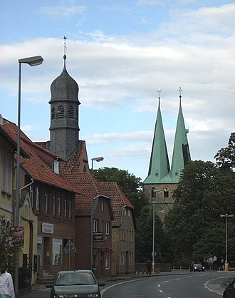 Hohenhameln - Village center