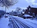 Hollinwood in snow - geograph.org.uk - 371727.jpg
