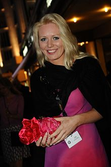Holly Kenyon at The Cannes Film Festival 2010.JPG