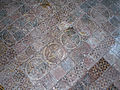 Holy Trinity Church Nuffield, Oxon, England - chancel sanctuary floor tiles.jpg