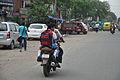 Homeward Journey - Barrackpore Trunk Road - Belgharia - North 24 Parganas 2012-04-11 9458.JPG