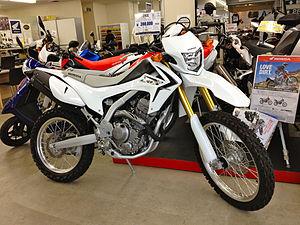 Honda Crf250l Wikipedia