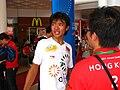 Hong Kong 2009 East Asian Games Torch Relay - 2009-08-29 14h24m40s IMG 7353.JPG