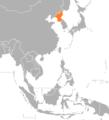 Hong Kong North Korea Locator.png
