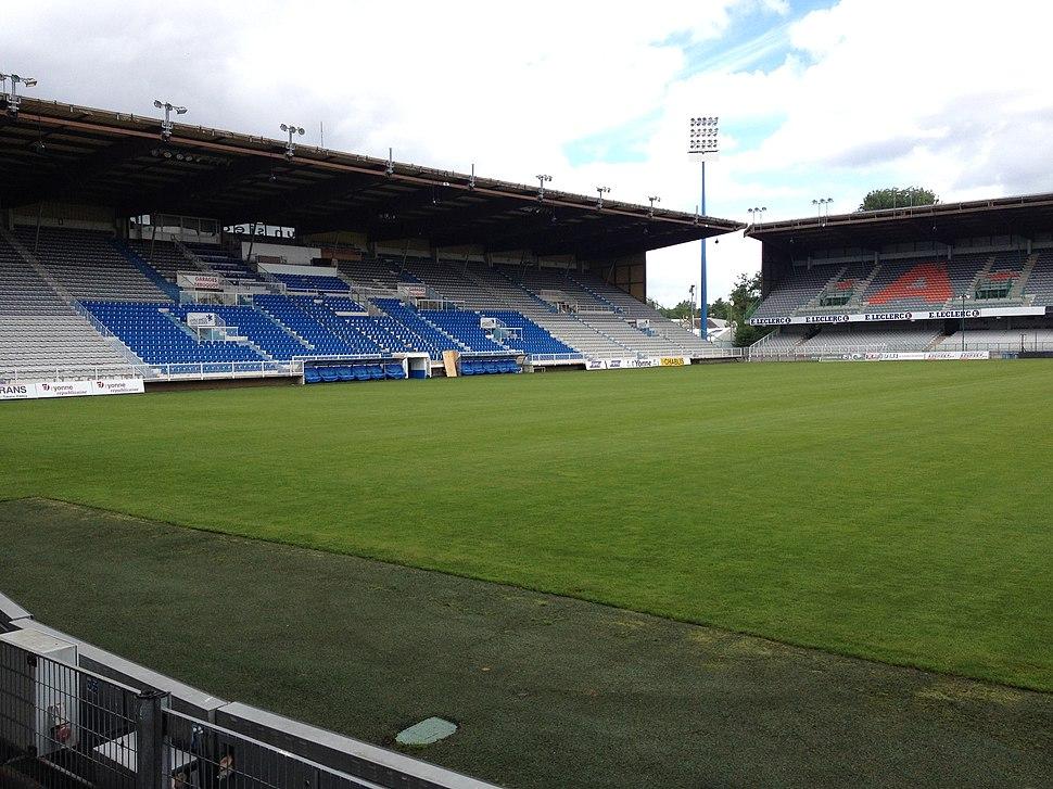 HonneurTennis - Stade de l'Abbé-Deschamps