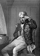 Admiral Horatio Nelson, 1758–1805