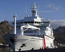 Hospital ship wikipedia spanish hospital ship esperanza del mar operated by the ministry of employment and social security stopboris Images
