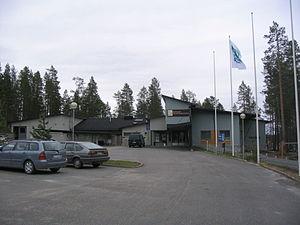 Hossa (Finland) - Hossa Visitor Centre