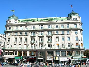 Hotel Bristol in Vienna