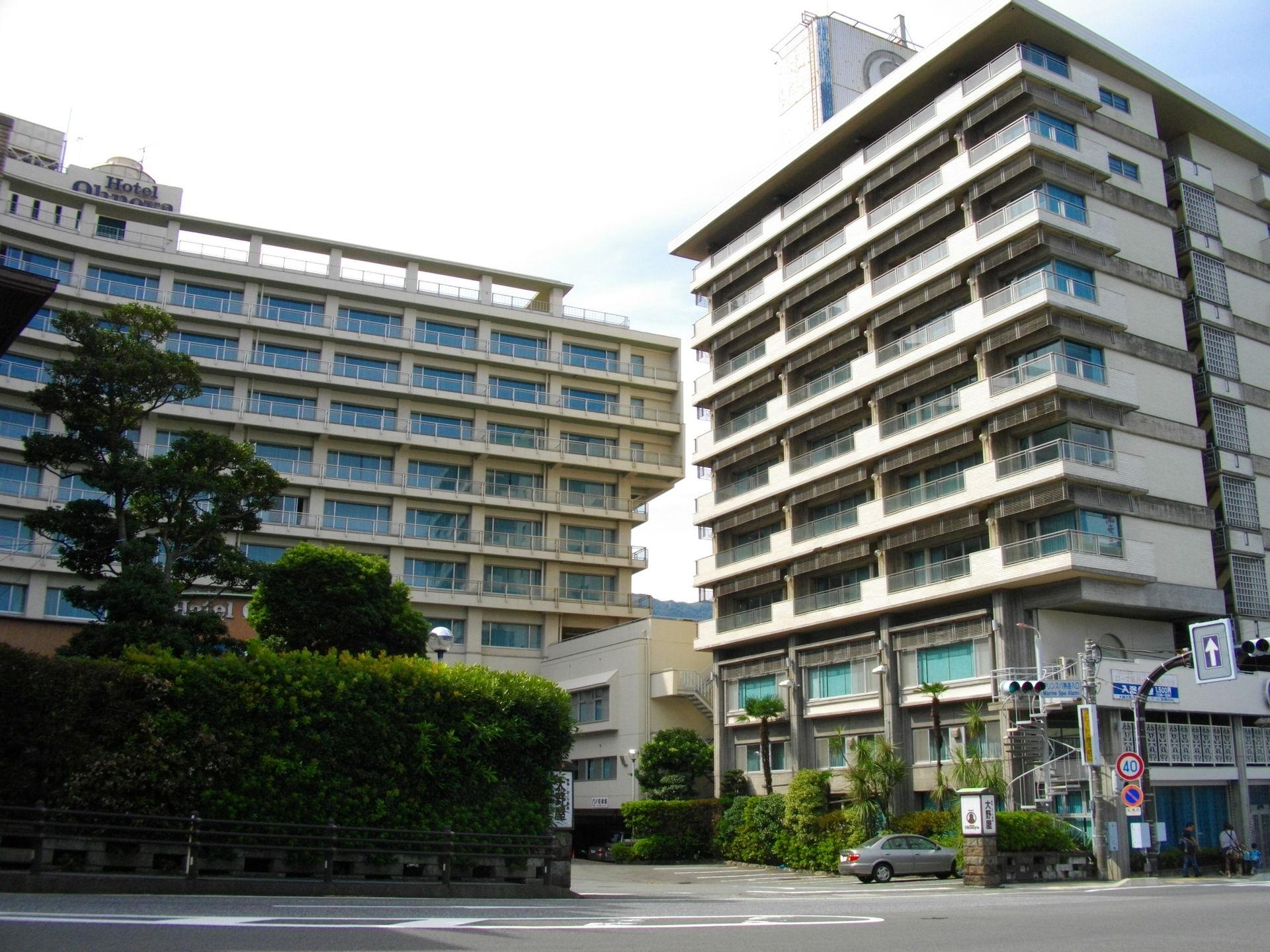 ホテル大野屋 - Wikipedia
