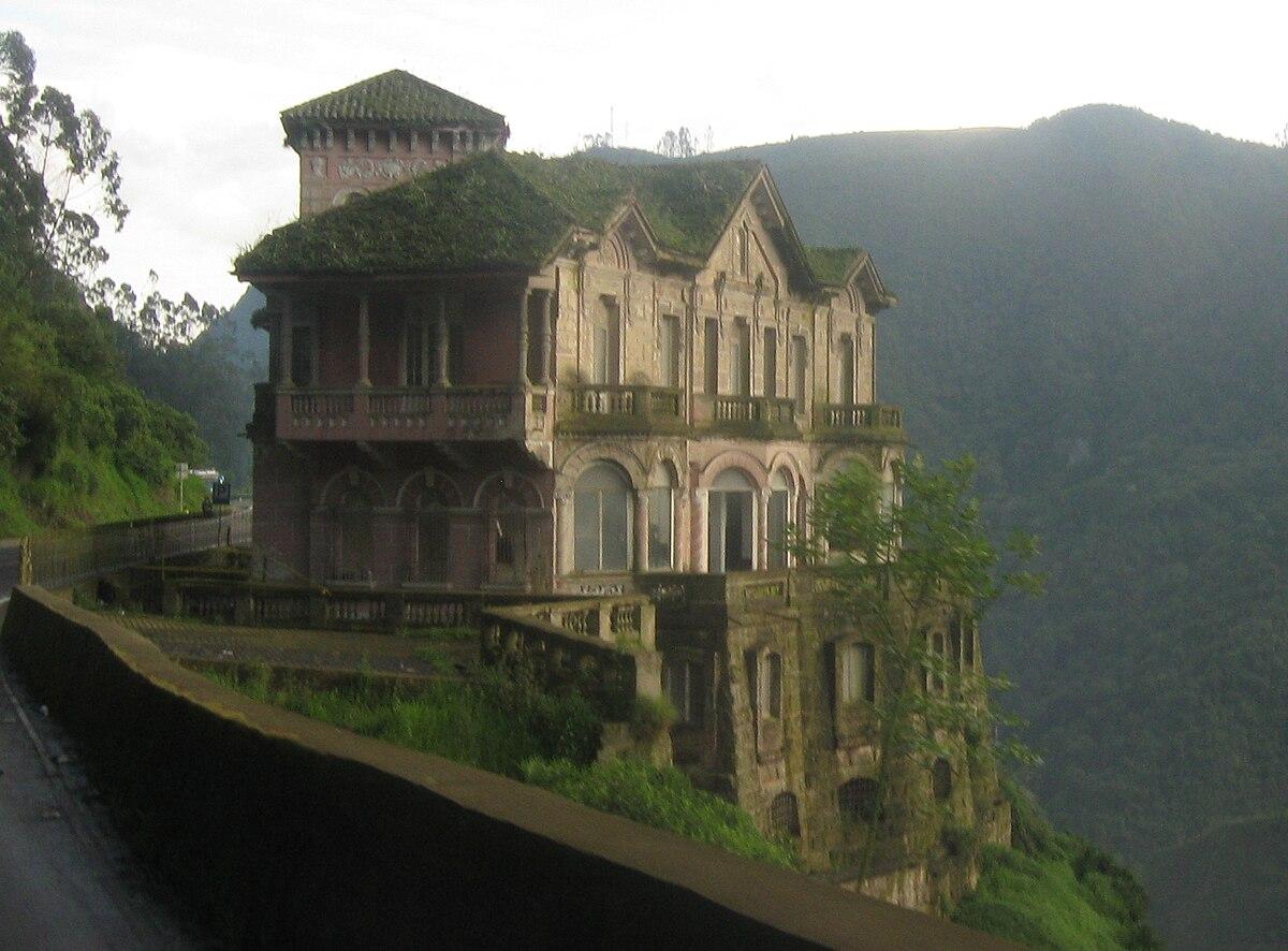 Casa museo salto de tequendama biodiversidad y cultura wikip dia - Casas del salto ...