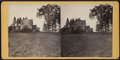 House of Mr. L.S. Thompson, Pomfret, Conn, from Robert N. Dennis collection of stereoscopic views.png