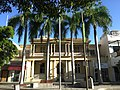 House with Flagpole commemorating the first raising of the Australian flag in 1901, Flinders Street Townsville.jpg