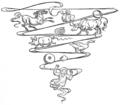 Household stories Bros Grimm (L & W Crane) tailpiece p019.png