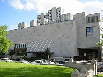Museum of Fine Arts, Houston - Audrey Jones Beck Building